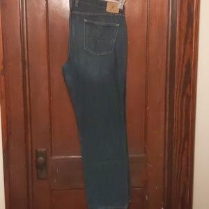 Lucky Brand Jeans-Men's size 42x32 Vintage 361